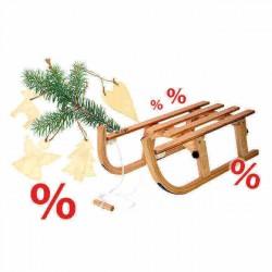 Reduzierte Weihnachtsartikel