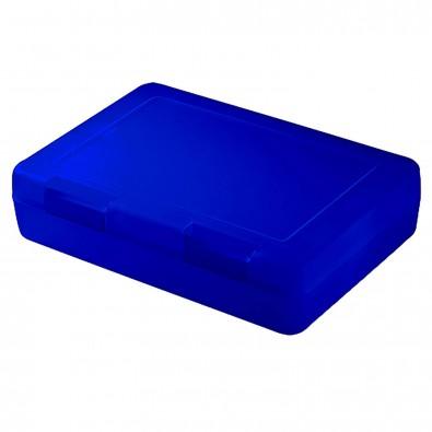 Vorratsdose Snack-Box trend-blau PP