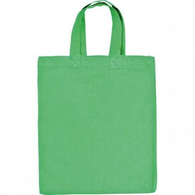 Mini-Baumwolltasche Grün