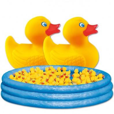 Badeenten im Werbe-Set bei WerbeTOPShop