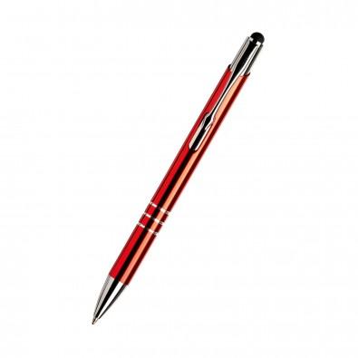 2-in-1 Stift CLIC CLAC-TERUEL, rot