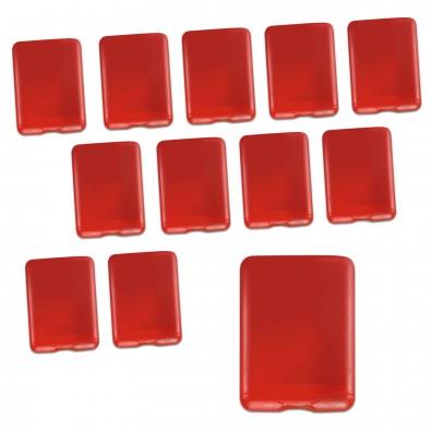 "Werbe-Sparset VitaCard ""FirstAid"", 60-tlg., Rot"