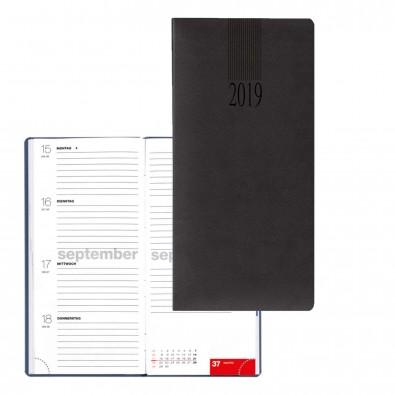 Taschenkalender Tucson 2019 Schwarz