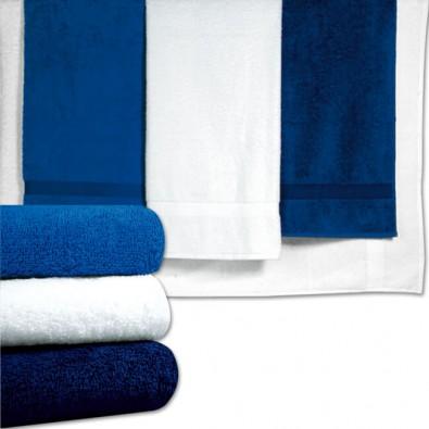 Bade-Duschtuch, Saunalaken und Handtücher, Duschtuch, Royalblau