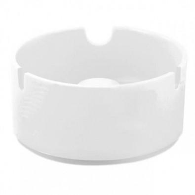 Stapel-Aschenbecher Weiß