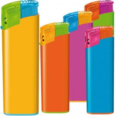 Werbefeuerzeuge Colour, farblich sortiert, Bunt