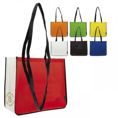 Shopping-Bag Weiß