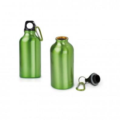 Trinkflasche Outdoor, Grün, 0,4 l