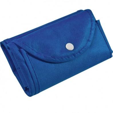 Einkaufstasche, zusammenfaltbar Blau
