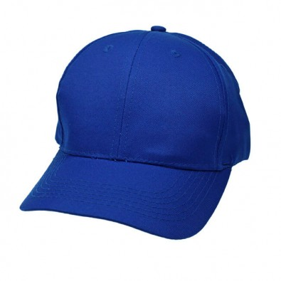 6-Panel-Cap Base Royal