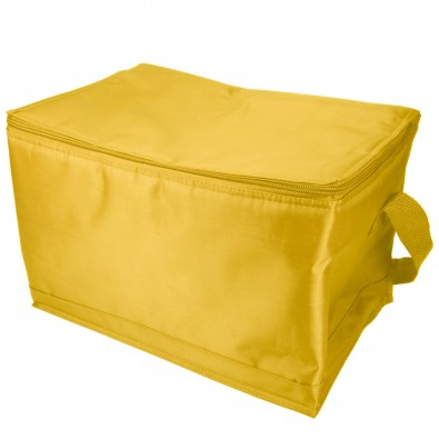 Kühltasche Freeze, Gelb