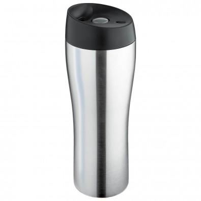 Original Isosteel® Vakuum-Isolierbecher, Silber