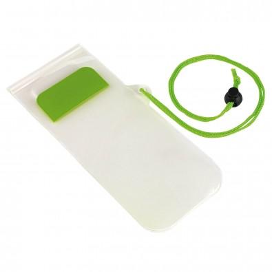 Telefon-Tasche Beach Apfelgrün