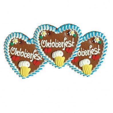 Lebkuchenherz 65er Set Oktoberfest