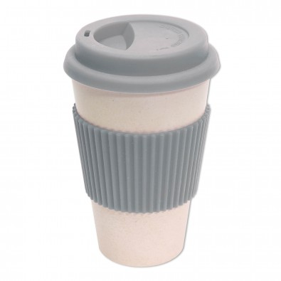 Coffee to go Becher Eco Cup Grau
