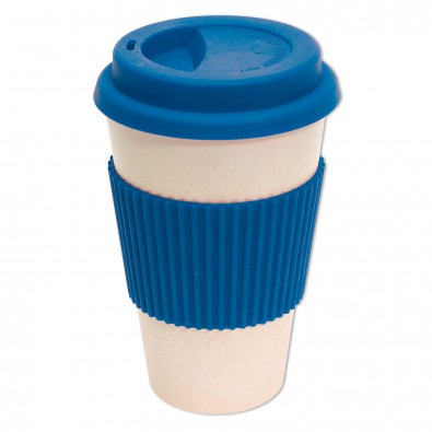 Coffee to go Becher Geo Cup, Blau