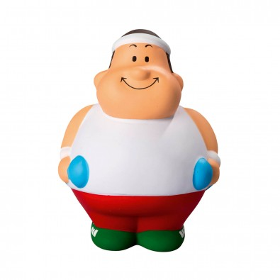 Herr Bert® Anti-Stress-Figuren Body Bert, weiß