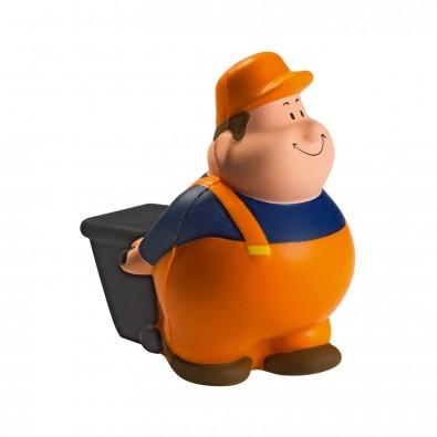Anti-Stress-Figuren Müllmann Bert ®