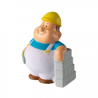 Anti-Stress-Figuren Maurer Bert ®
