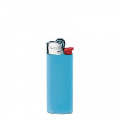 BiC Einwegfeuerzeug MINI, Hellblau