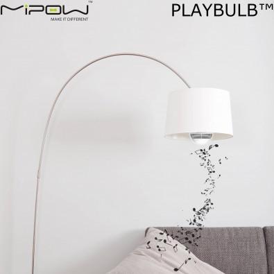 MiPow® Glühbirne mit Bluetooth-Lautsprecher Playbulb-LITE, Weiß