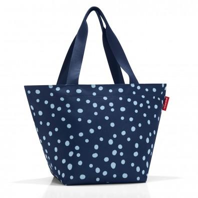 Original Reisenthel® Shopper M, Spots Navy