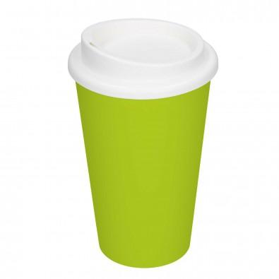 Trinkbecher Coffee-Time, Lemon