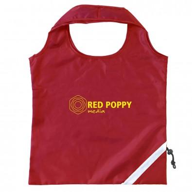 Faltbare Einkaufstasche Idea Rot