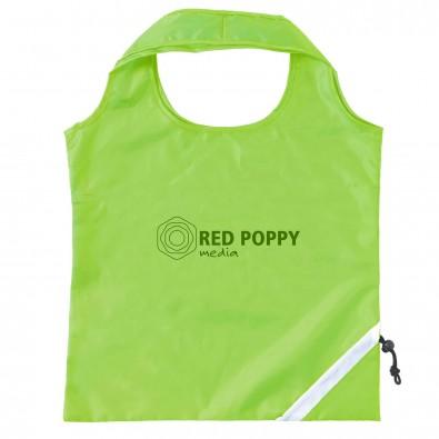Faltbare Einkaufstasche Idea Apfelgrün