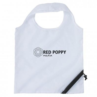 Faltbare Einkaufstasche Idea Weiß