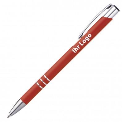 Metall-Kugelschreiber New Jersey, Rot