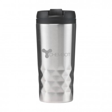 Thermobecher Graphic, Silber
