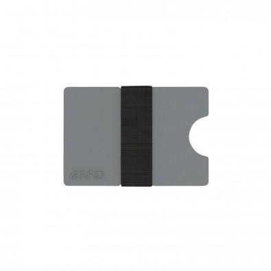 Mini-Portemonnaie iWallet Compact Grau