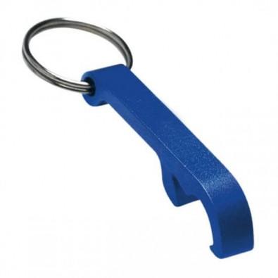 Schlüsselanhänger Kapselheber Blau