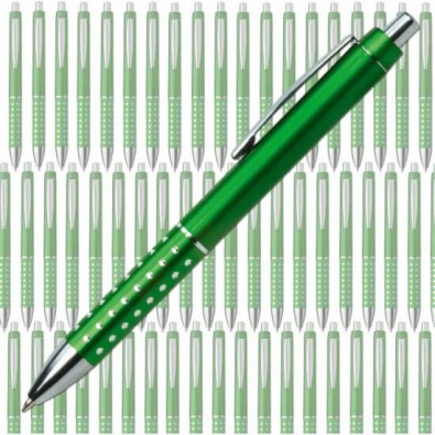 Werbe-Set: 300 Kugelschreiber Hollywood, Grün