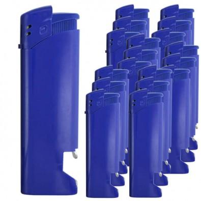 Werbe-Set: 500 Werbefeuerzeuge im Set, Blau