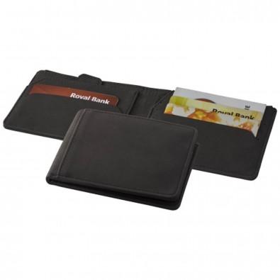 Adventurer RFID-Geldbörse, schwarz
