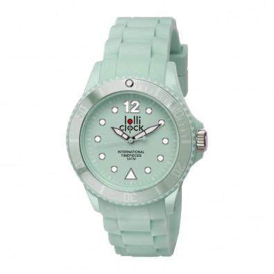 Armbanduhr LOLLICLOCK-PASTELL grün