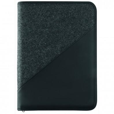 BLACKMAXX® Business Portfolio Pulse A4, schwarz