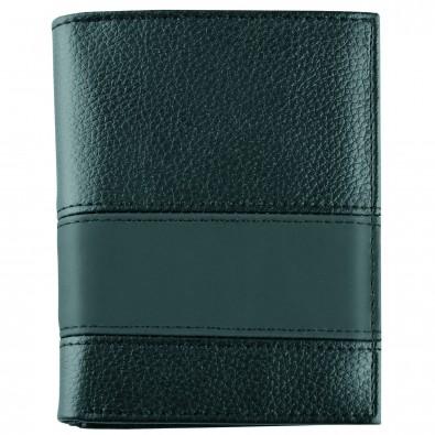 BLACKMAXX® Brieftasche ClassicMaxi, schwarz