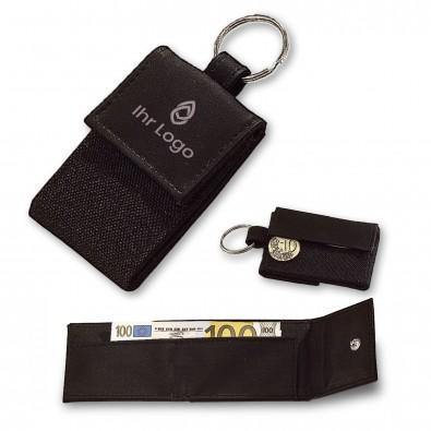 BLACKMAXX® Minibörse MoneyOrganizer, schwarz