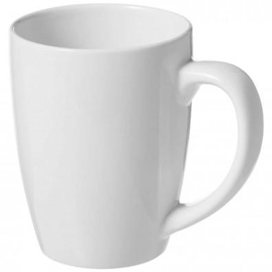 Bogota 350 ml Keramiktasse, weiß
