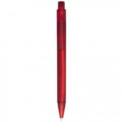 Calypso matter Kugelschreiber, rot