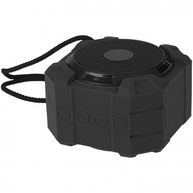 Cube Outdoor Bluetooth® Lautsprecher, schwarz