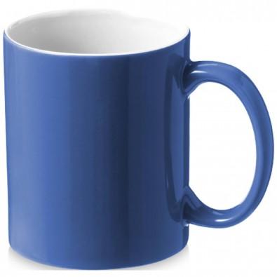 Java 330 ml Keramiktasse blau,weiss