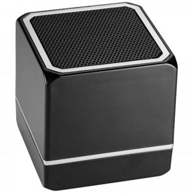Kubus Bluetooth® und NFC Lautsprecher, schwarz
