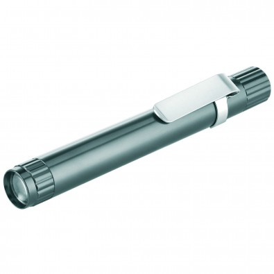 Techniker Metall-Stablampe, Anthrazit