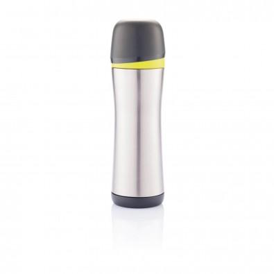 Boom Hot Eco Isolierflasche, grün grünanthrazit