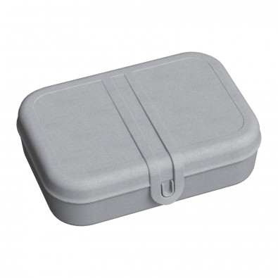 Koziol PASCAL L Lunchbox, organic grey