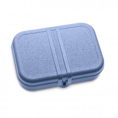 Koziol PASCAL L Lunchbox, organic blue